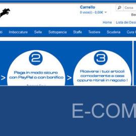 """Nuovo sito per """"Cavalli & Cavalieri"""""""