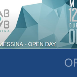 FabLab Messina – Open Day