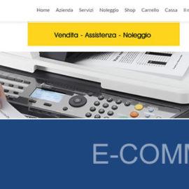 Nuovo e-commerce per GM Ufficio snc