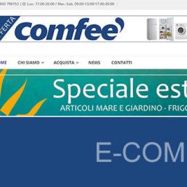 E-commerce per Centro Convenienza