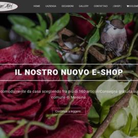 D'Arrigo Fiori, attiva la sezione di e-commerce